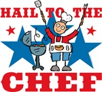 Hail To The BBQ Chef