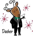 Dasher Reindeer