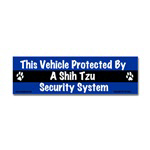 This Vehicle is Protected By...