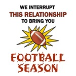 WE INTERRUPT THIS RELATIONSHIP  - T-SHIRTS