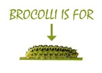 BROCOLLI HATING WITTY CHILDRENS T-SHIRTS