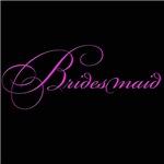 Bridesmaid - back