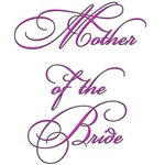 Mother of the Bride - white