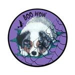 Halloween Australian Shepherd Puppy