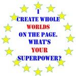 Superhero Writer