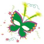 Beautiful Mardi Gras T-shirts, Souvenirs & Gifts