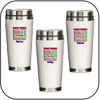 Customized Pharmacy Technician Travel Mugs