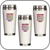 Customized Pharmacy Technician Travel Mugs