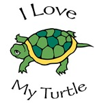 I Love my Turtle