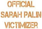Official Sarah Palin Victimizer