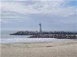 Twin Lakes Beach Lighthouse