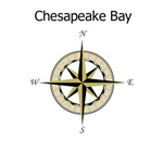 Chesapeake Compass Rose