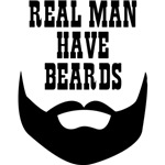 real man have beards