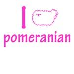i love pomeranian