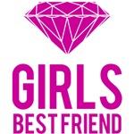 diamonds girls best friend