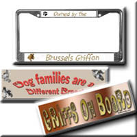 <b>Bumper Stickers & License Plate Frames</b>