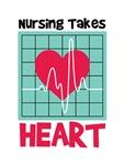 Nursing Takes Heart