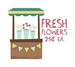 Fresh Flowers 25C EA