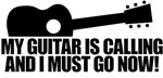 My Guitar Is Calling