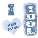 Kris Allen American Idol Fan Gear