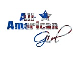 All American Girl July 4th Independence Celebratio