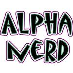 Alpha Nerd Humor