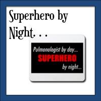 Superhero by night...