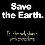 Earth/Chocolate