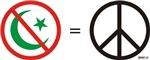 No Islam = Know Peace