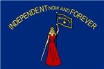 Flag of Alabama (1861–1865) obv