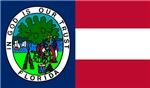 Flag of Florida 1861