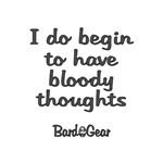 Bloody Thoughts