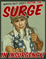 Putting the Surge in Insurgency