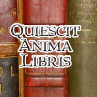The Soul/Spirit Finds Respite in Books [in Latin]