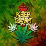 Keep Calm and...Marijuana Leaf!