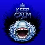 Keep Calm and Shark Jaws Attack!