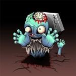 Zombie Monster Cartoon