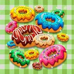 Donuts Party Time