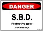 Danger SBD