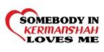 Somebody in Kermanshah loves me
