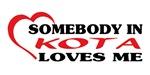 Somebody in Kota loves me