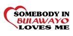 Somebody in Bulawayo loves me
