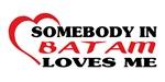 Somebody in Batam loves me