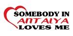 Somebody in Antalya loves me
