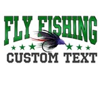 Fly Fishing Personalized Shirts