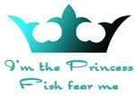 Fishing Princess - Fish Fear Me