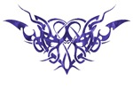 Purple heart tattoo t-shirts & gifts