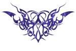 Purple heart tattoo t-shirts & gifts