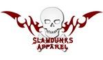Slamdunks skull tattoo t-shirts & gifts