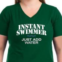 Instant Swimmer